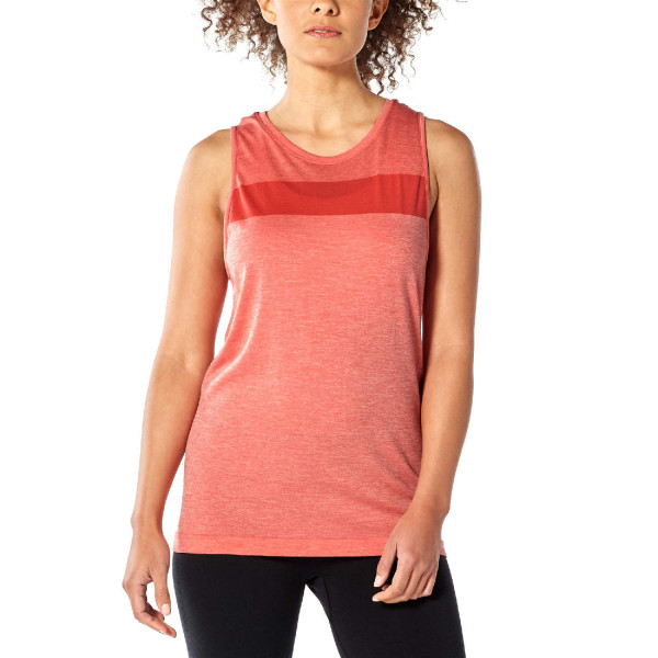 Motion Seamless Tank Damen Tanktop
