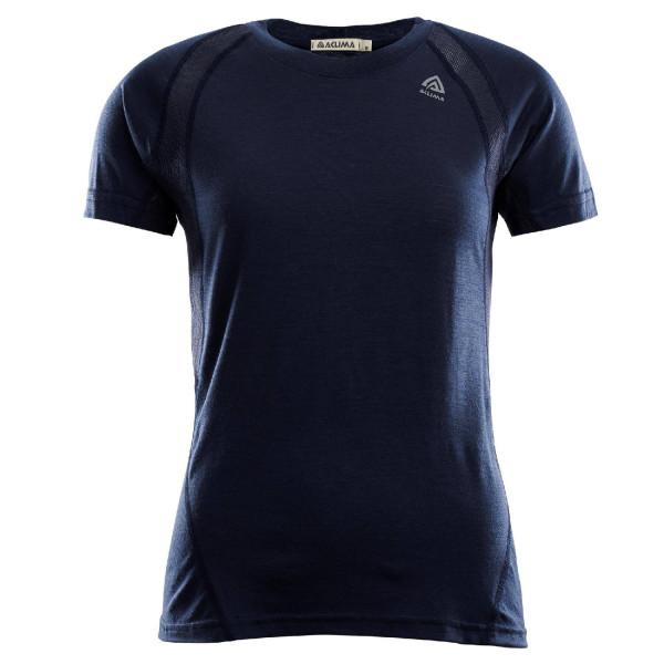 Lightwool Sports T-Shirt Damen Funktionsshirt