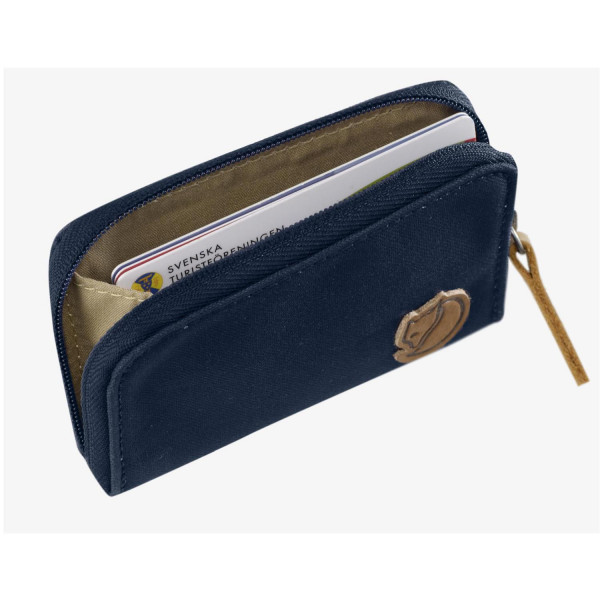 Zip Card Holder Kartentasche