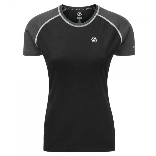Fixate Wool Tee Damen T-Shirt