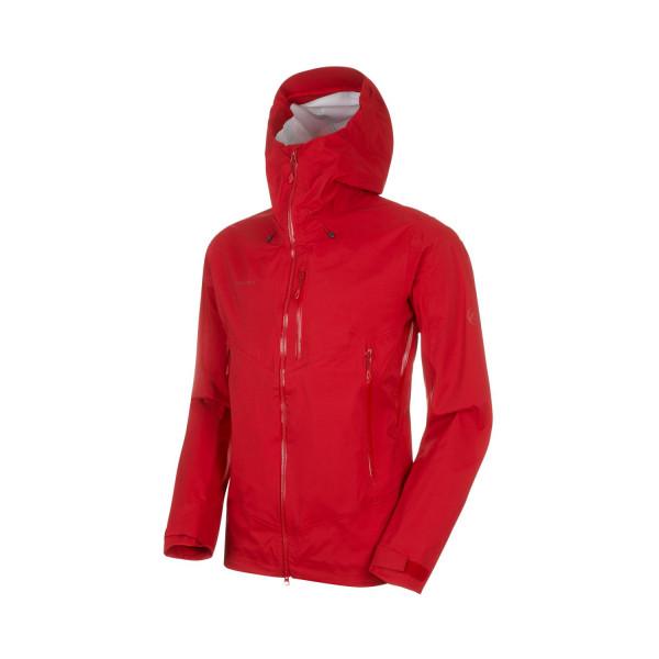 Kento HS Hooded Jacket Men Herren Wetterschutzjacke