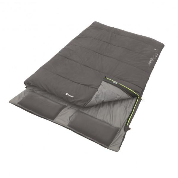 Sleeping bag Roadtrip Double Kunstfaserschlafsack Spring Campaign 2020