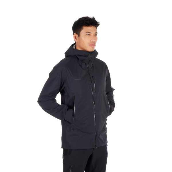 Kento HS Hooded Jacket Men Herren Wetterschutzjacke