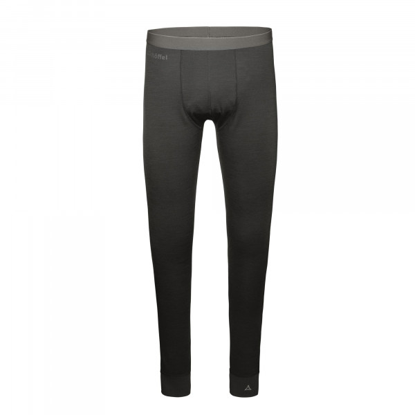 Merino Sport Pants long M Herren Funktionsunterhose