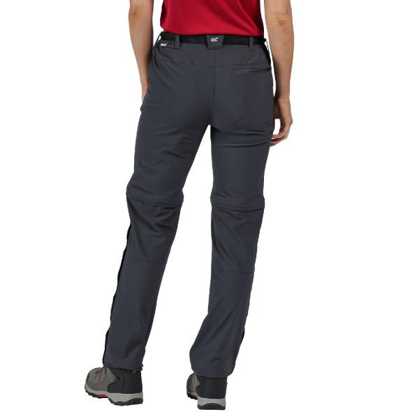 Xert Stretch Zip-Off Trouser III Damen Zip-Off Wanderhose