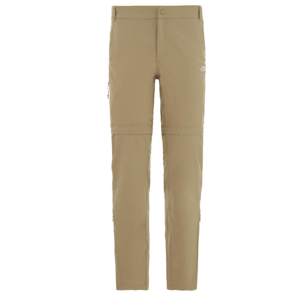W Exploration Convertible Pant Damen Trekkinghose