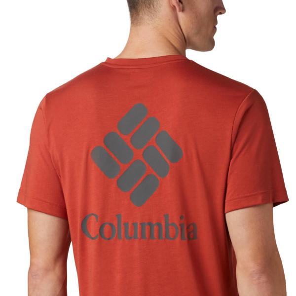 Maxtrail Short Sleeve Logo Tee Herren T-Shirt