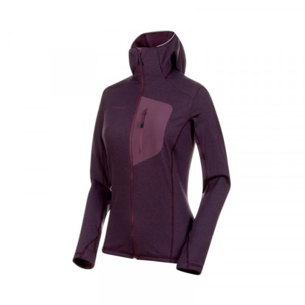 Aconcagua Light ML Hooded Jacket Damen Kapuzenjacke