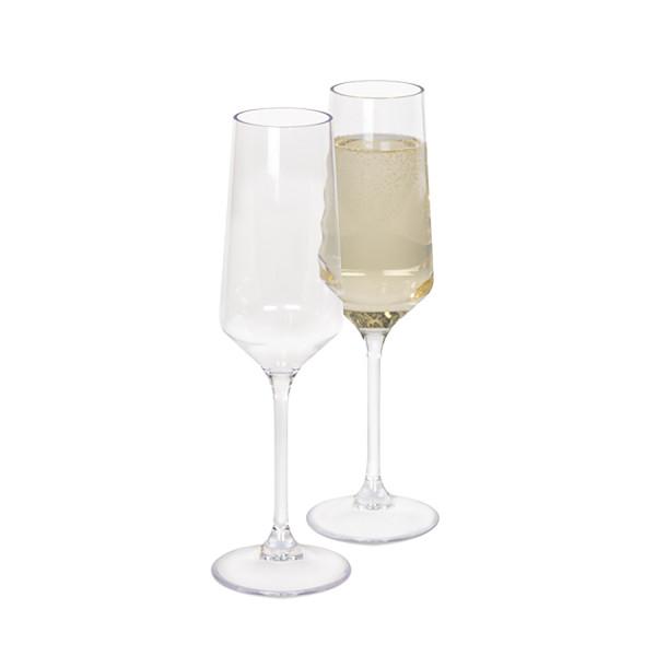 Soho Champagner/Prosecco Glas-Set