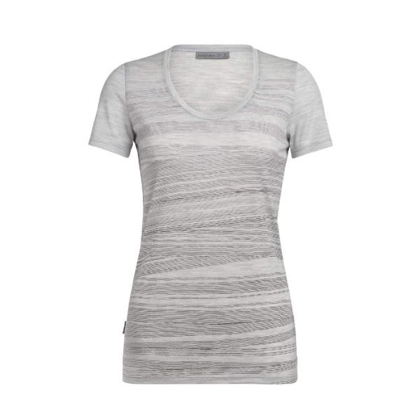 Tech Lite SS Scoop women Artist Tee Damen T-Shirt