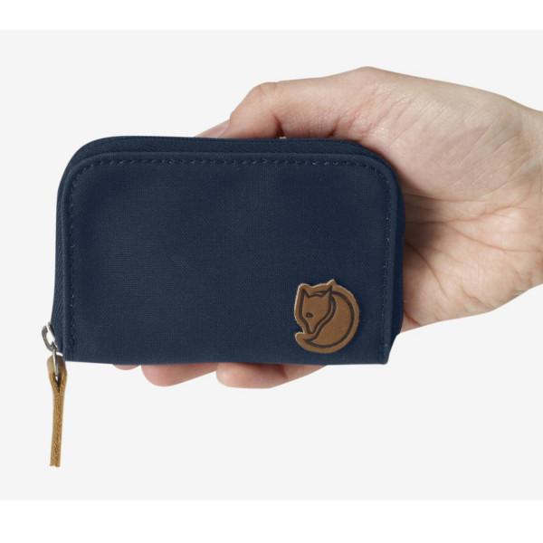 Zip Card Holder Kartentasche