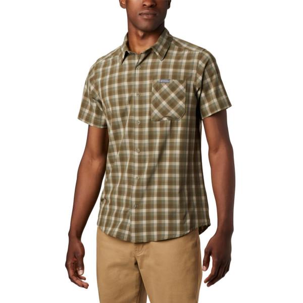 Triple Canyon S/S Shirt Herren Kurzarmhemd