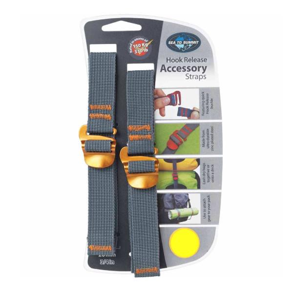 Tie Down Accessory Straps 1m 20mm Mehrzweckspanngurte