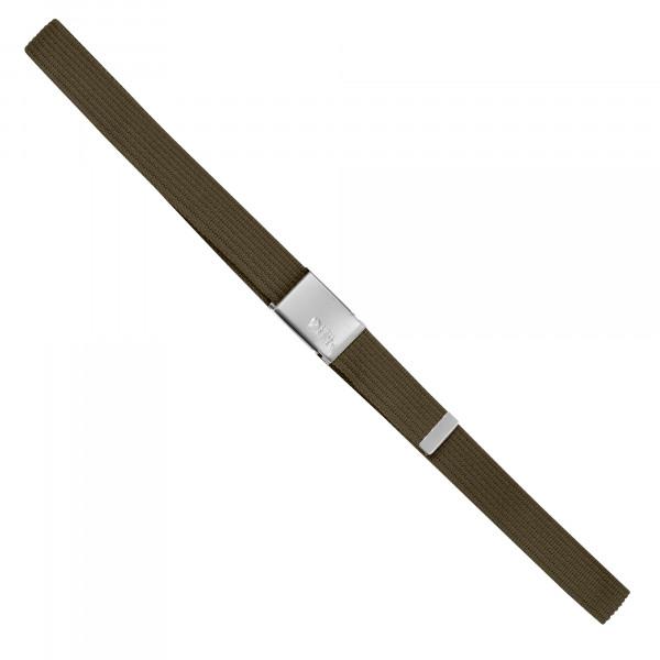 Merano Canvas Belt Militärgürtel