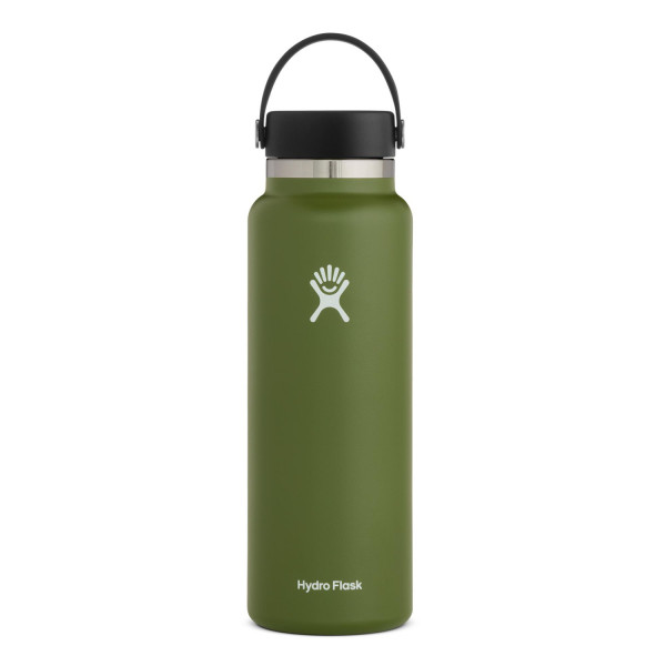 40 oz Wide Mouth with Flex Cap 2.0 Thermosflasche