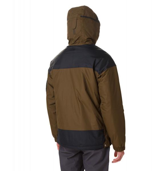 Challenger Pullover Herren HalfZip Winterjacke