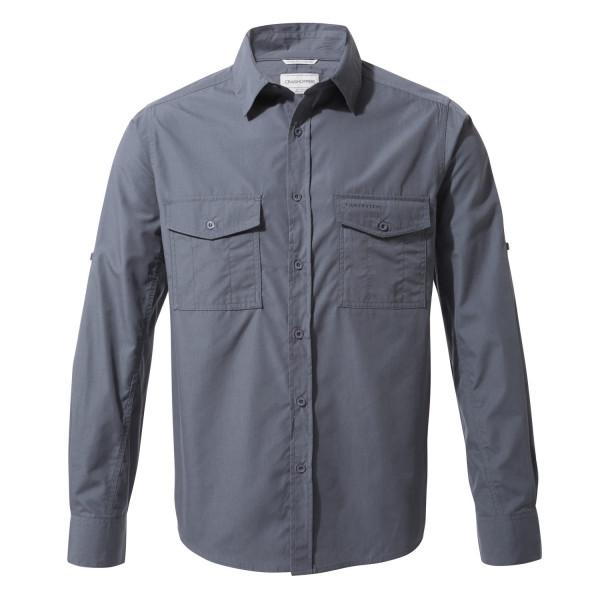 Kiwi Herren Langarmhemd