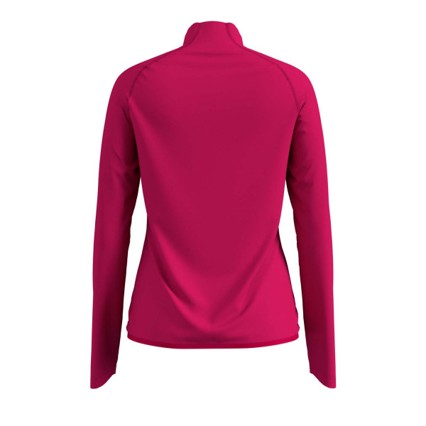 Carve Light Midlayer 1/2 Zip Damen Fleecepullover