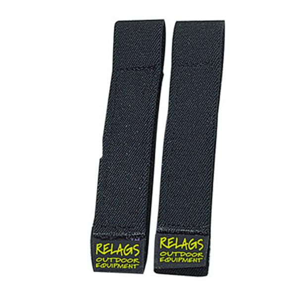 'STRAPits' - 50 cm schwarz, 2 Stück