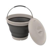 Collaps Bucket Eimer mit Deckel