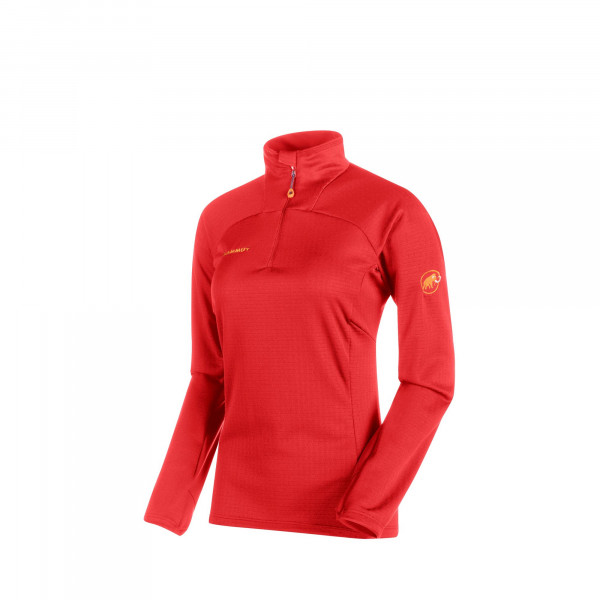 Moench Advanced ML Half Zip Longsleeve Women Pullover