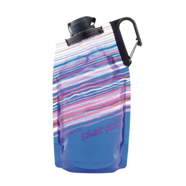 DuoLock Bottle, 0.75L flexible Trinkflasche