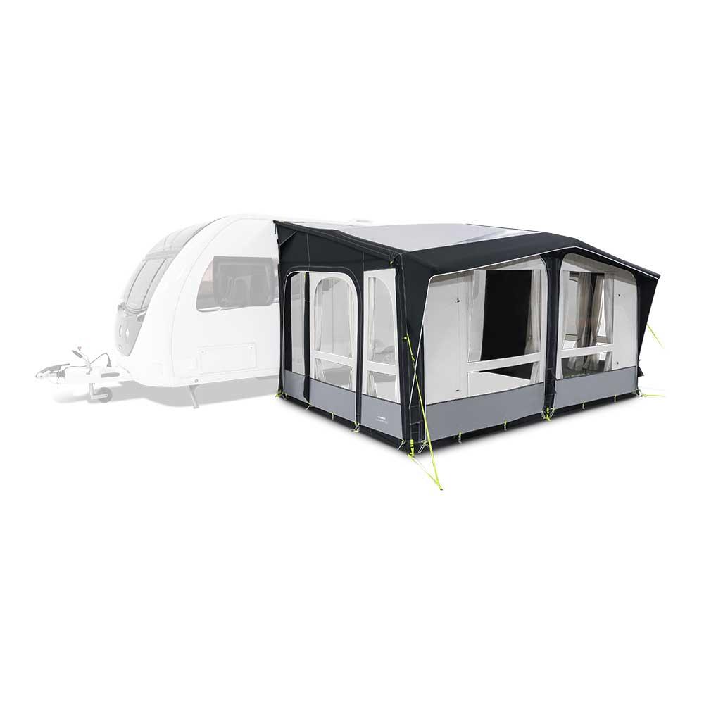 Dometic Club AIR Pro 440 S Wohnwagenvorzelt schwarz/weiss