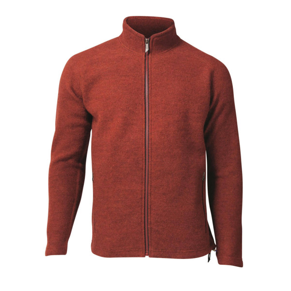 Danny Full Zip Wolljacke