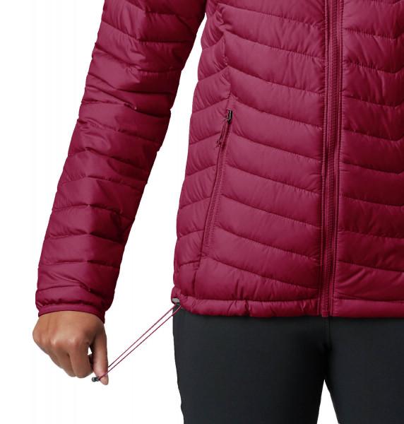 Powder Lite Hooded Jacket Women Damen Outdoorjacke