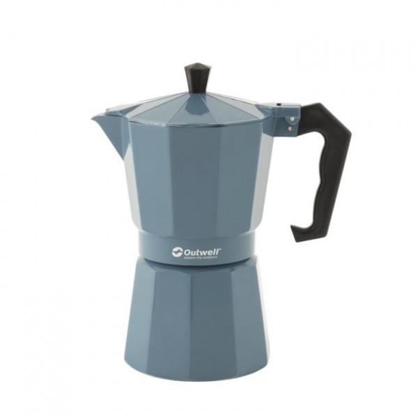 Manley L Expresso Maker Blue Shadow Espressobereiter