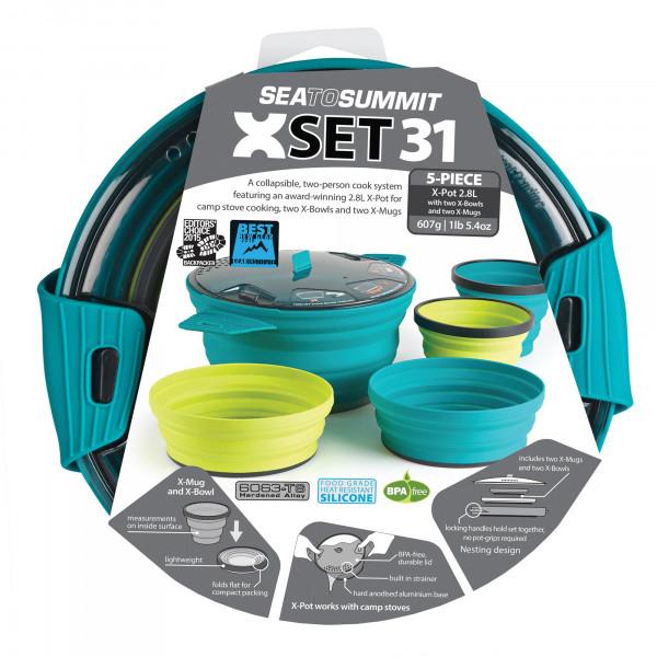 X-Set 31 Geschirrset