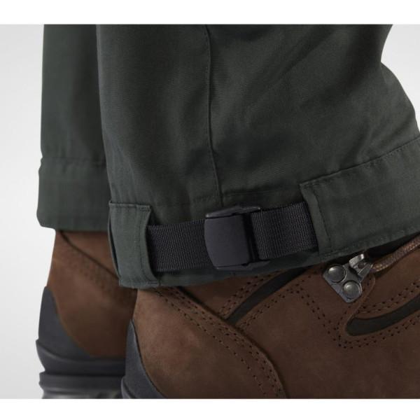 Kaipak Trousers Curved W Damen Wanderhose