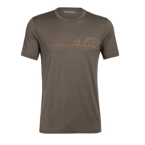 Tech Lite SS Crewe Artist Tees Herren T-Shirt