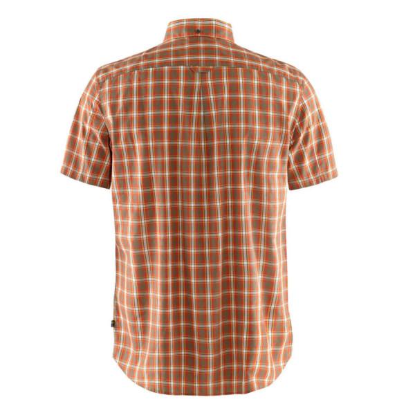Övik Shirt SS Herren Kurzarmhemd