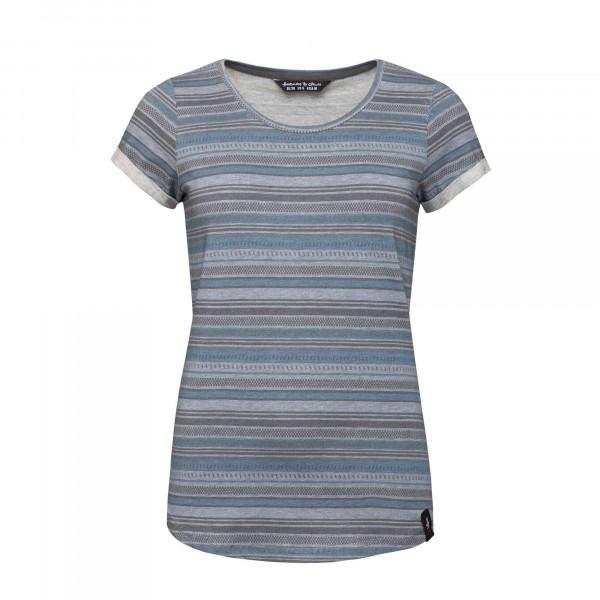 Ötztal Stripes Retro Damen T-Shirt