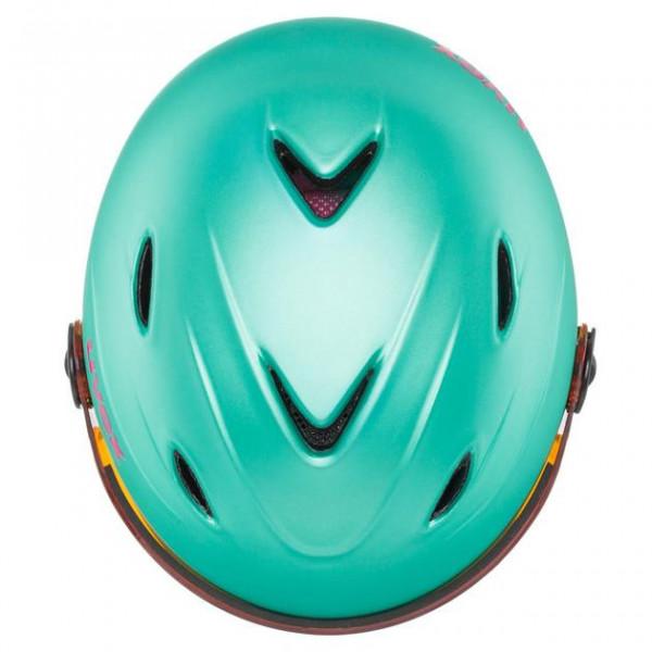 junior visor pro Kinder Ski - und Snowboardhelm