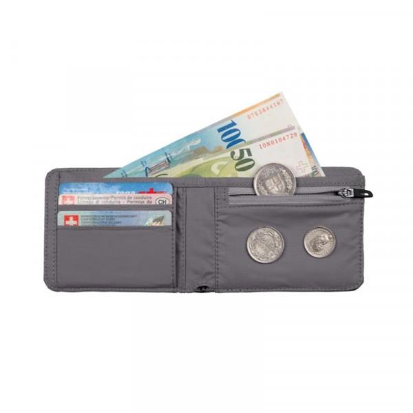Flap Wallet Melange Geldbeutel