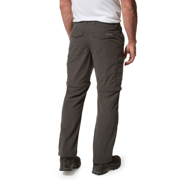 Nosilife Convertible II Trousers Zip-Off Herren Wanderhose