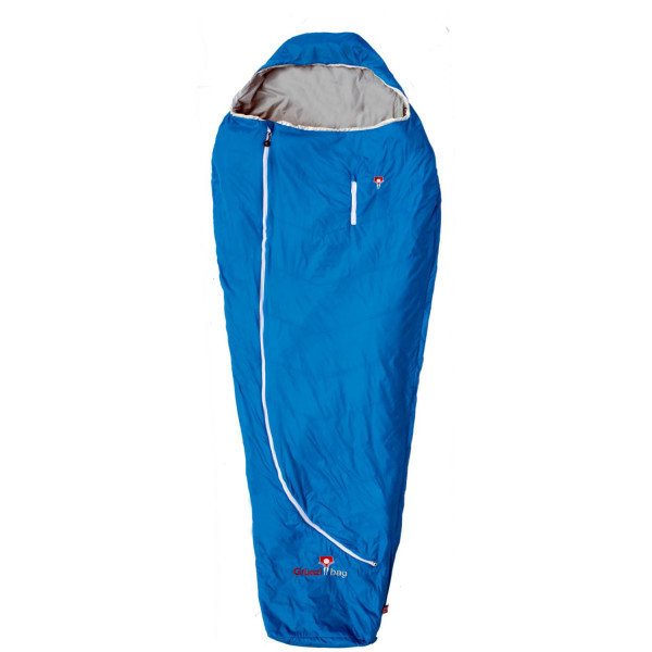 Biopod Wolle Plus Mumienschlafsack