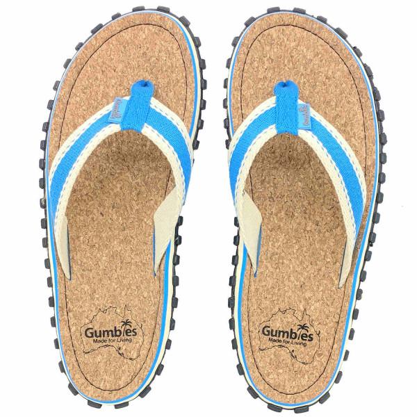 GUMBIES CORKER - Australian Shoes Damen Zehensandalen