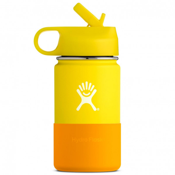 12 oz Wide Mouth Kids Flask Thermosflasche