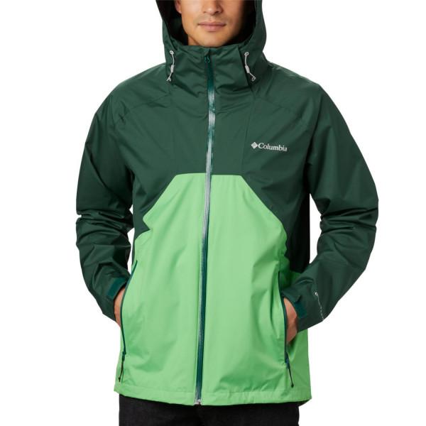 Rain Scape Jacket Herren Wetterschutzjacke