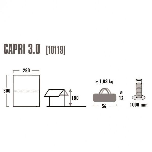 Capri 3.0 Tarp