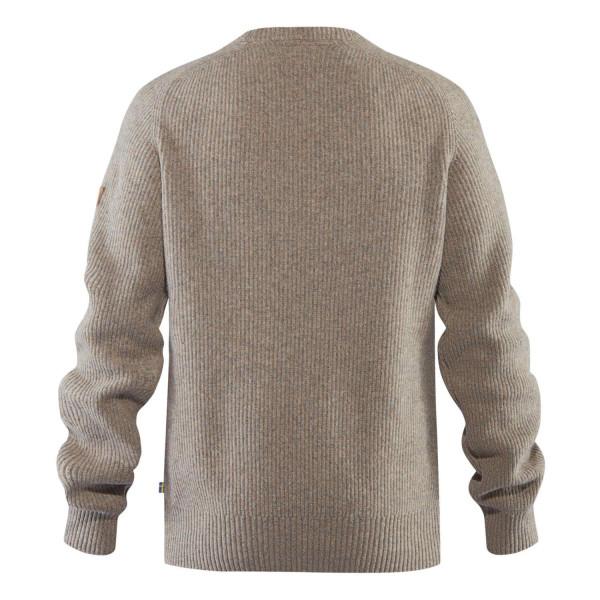 Geenland Re-Wool Crew-Neck Herren Wollpullover