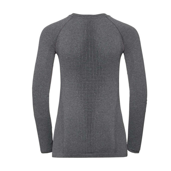 Performance Warm Bl Top Crew Neck L/S Damen Funktionsshirt