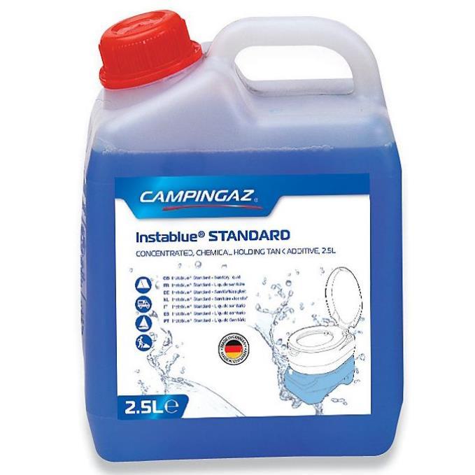 Campingaz Instablue® Standard 2,5 kg Sanitärzusatz