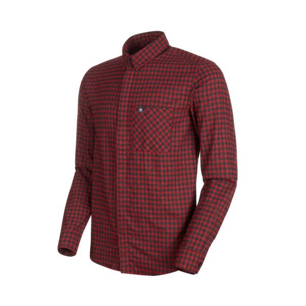 Winter Longsleeve Shirt Men Herren Langarmhemd