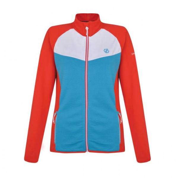 Allegiance Core Stretch Damen Fleecejacke