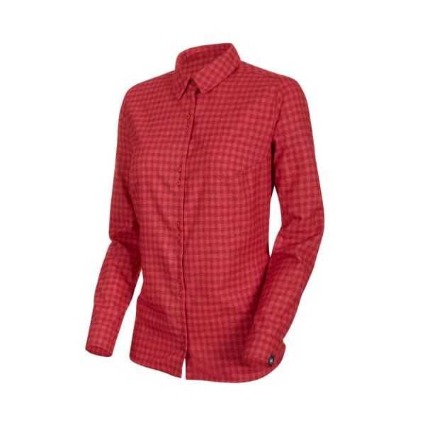 Winter Longsleeve Shirt Women Damen Langarmbluse