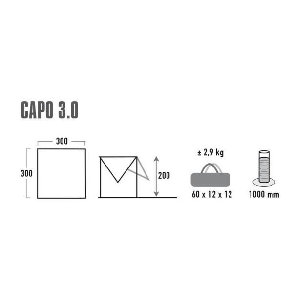 Capo 3.0 Tarp